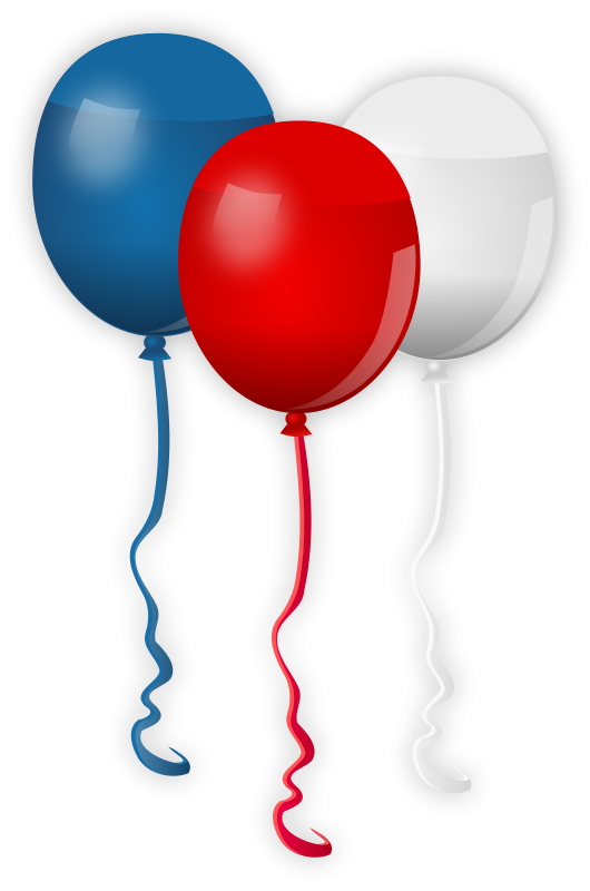 red-white-blue-balloons